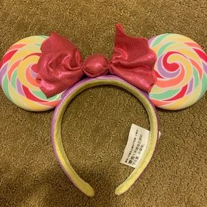 Real candy ears from Disneyland